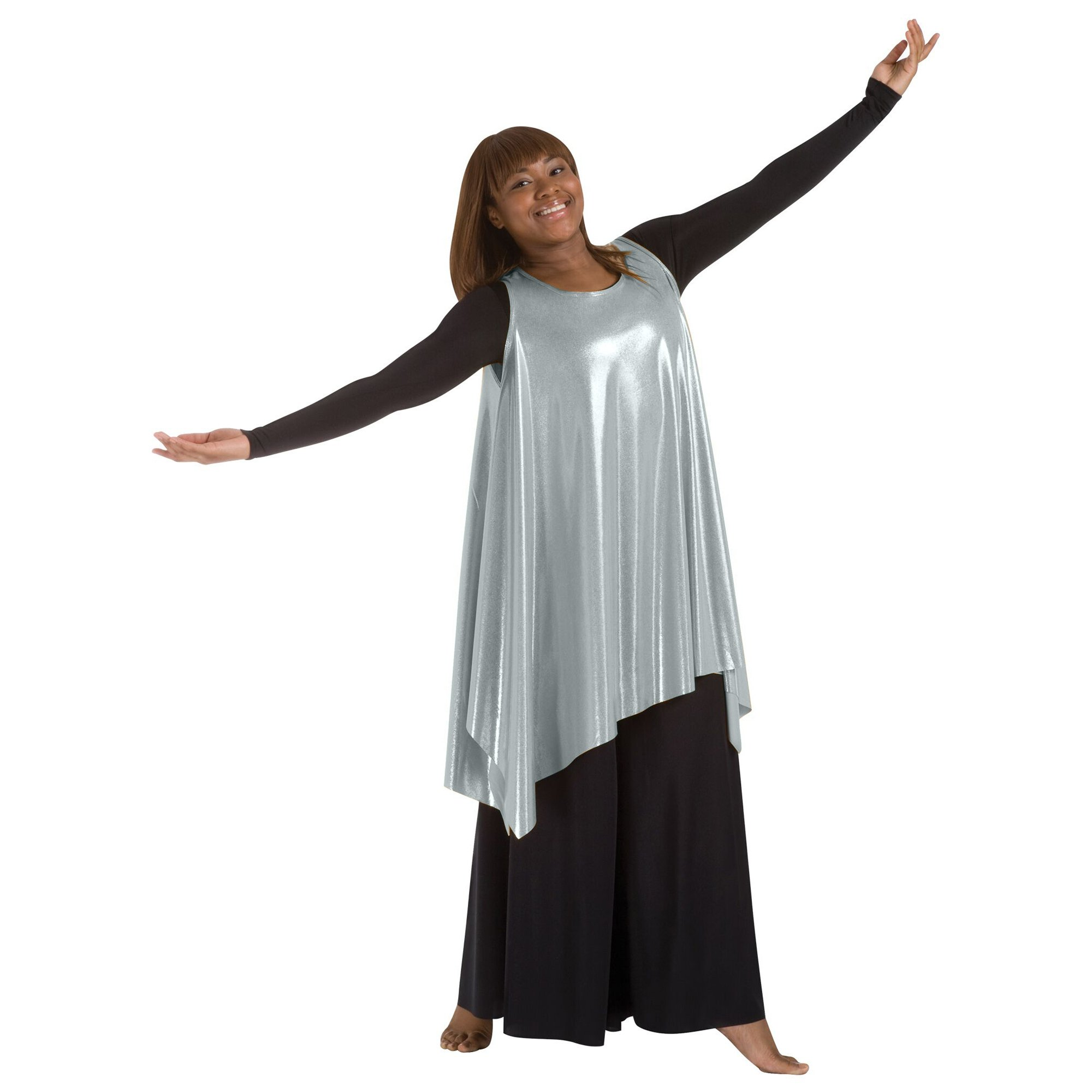 Bodywrappers Celebration of Spirit Drapey Tunics tank pullover