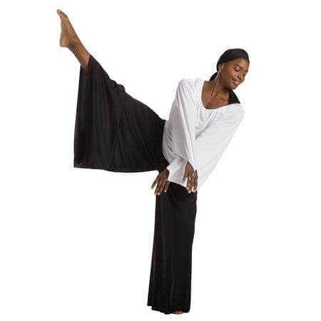 Body Wrappers Celebration of Spirit Palazzo pant
