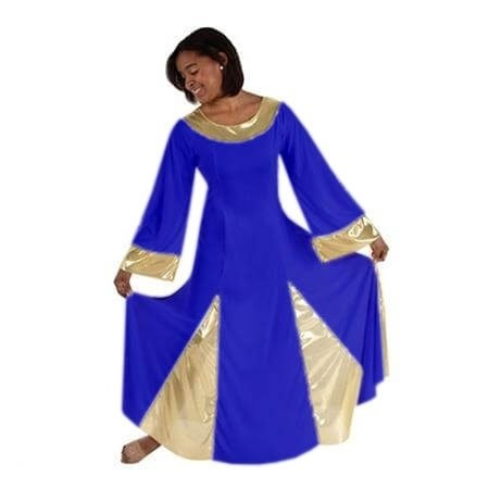 Body Wrappers Bright Royal Praise Robe