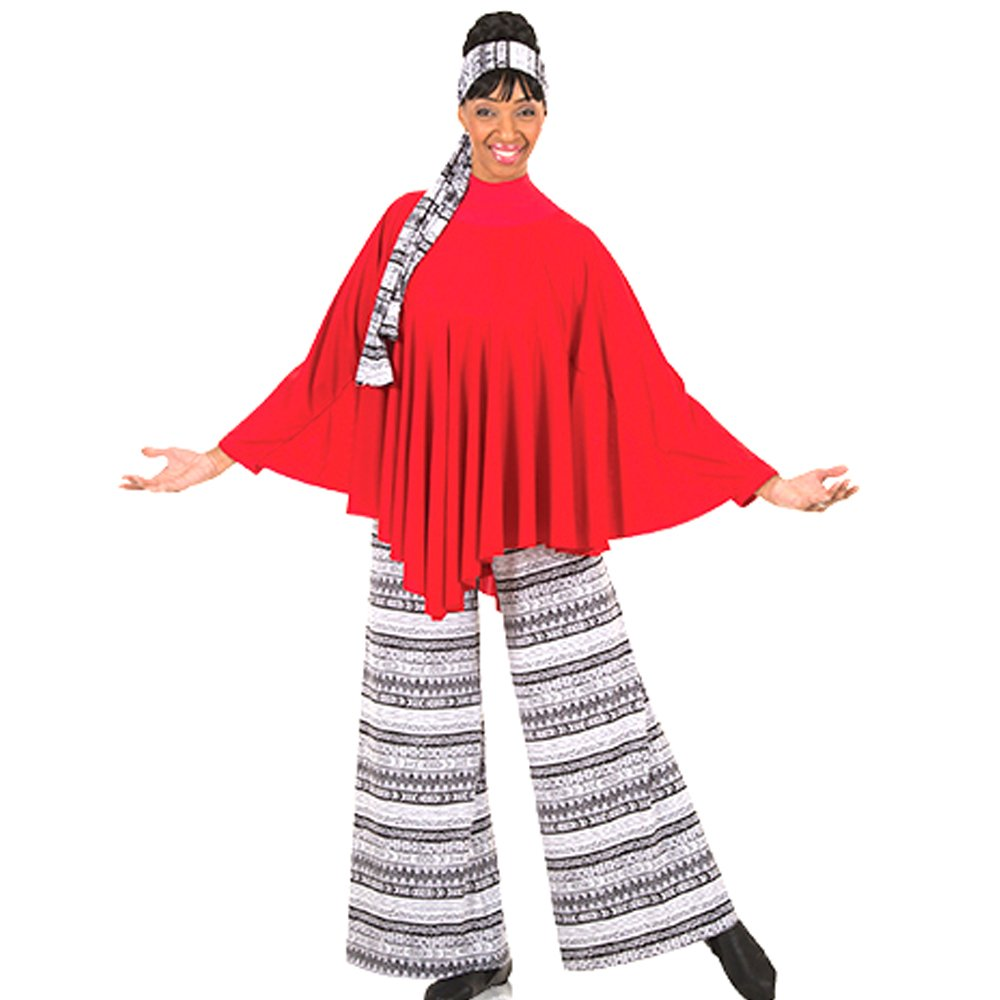 Body Wrappers Tribal Simplicity Palazzo Pants