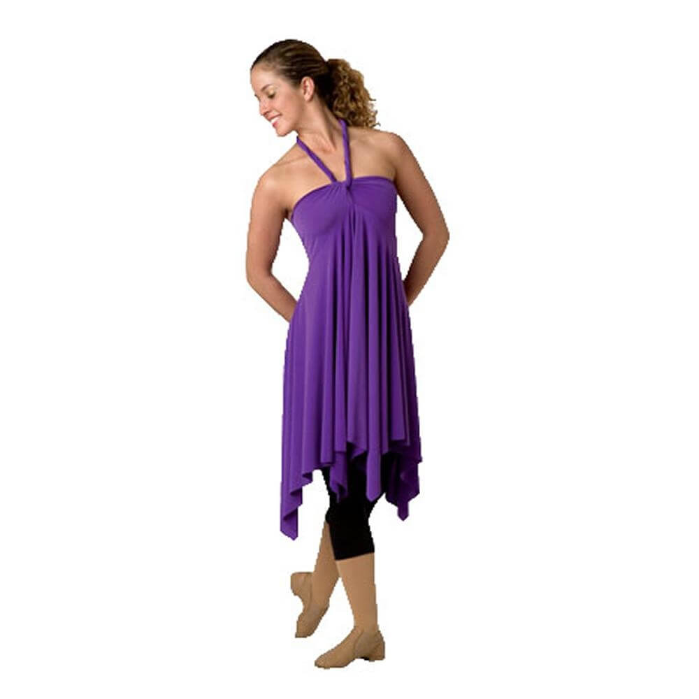240546f2cad Body Wrappers Modern Movement Convertible Skirt Dress