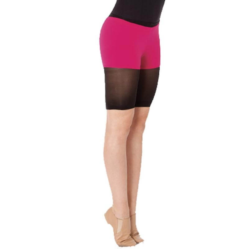 Body Wrappers Womens Low Rise Thigh Tights