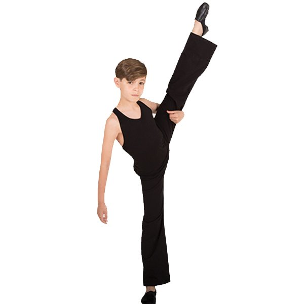 Body Wrappers Boy's Jazz Comfort Dance Pants