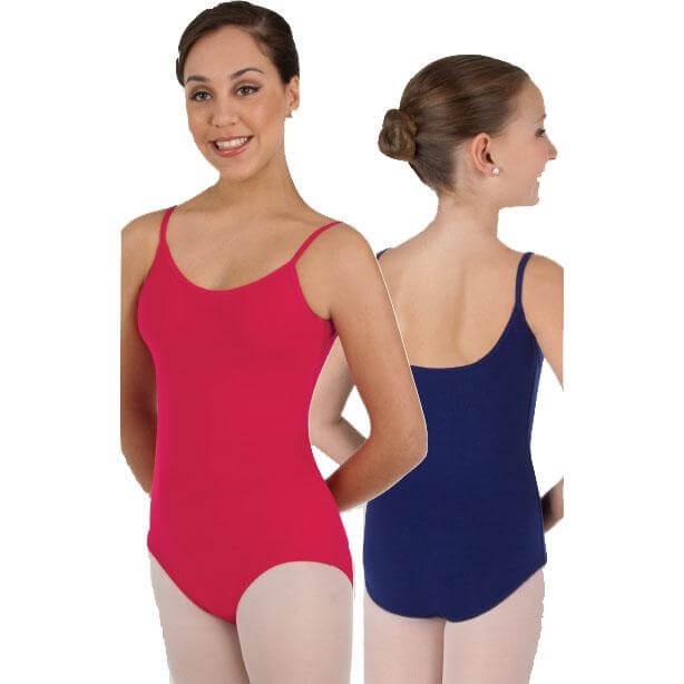 Body Wrappers Child Classwear Camisole Ballet Cut Leotard