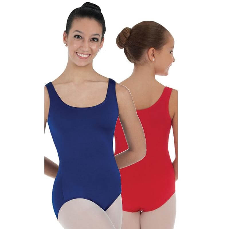 Body Wrappers Child BW ProWEAR Tank Ballet Cut Leotard