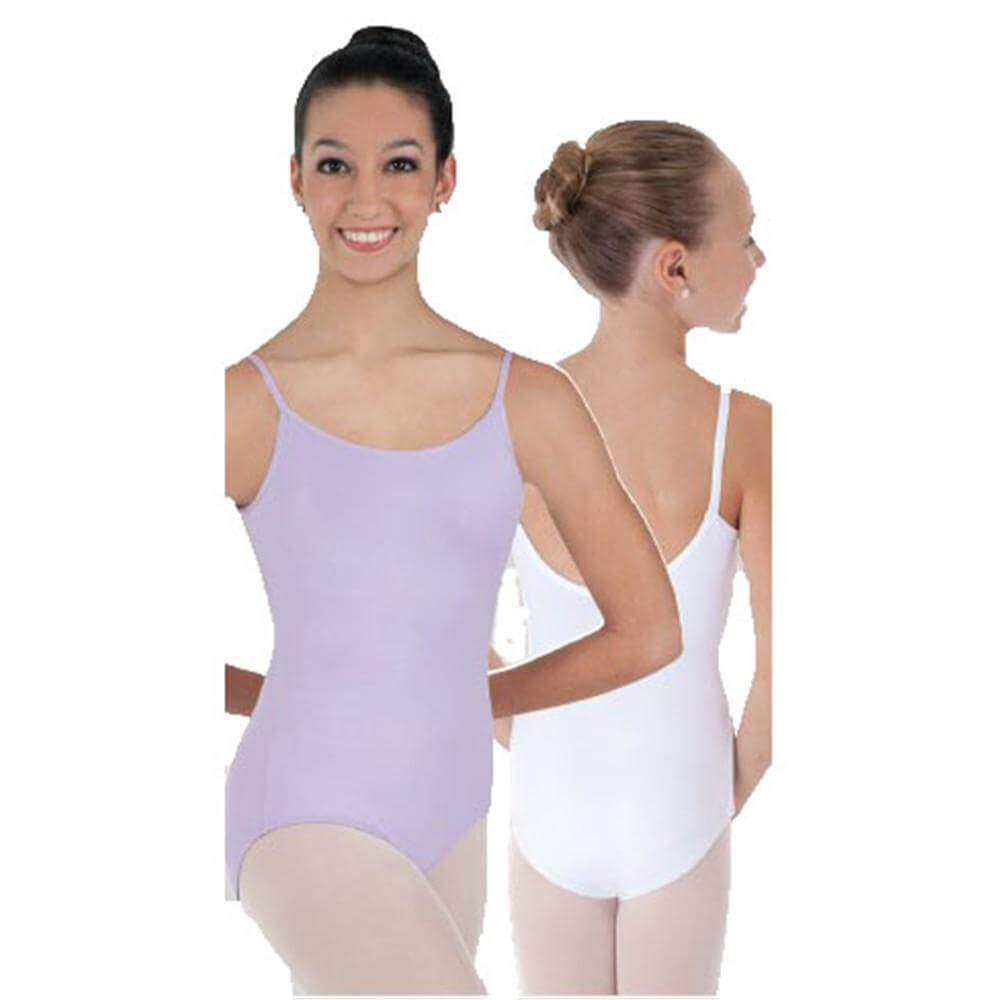 Body Wrappers Child Camisole Ballet Cut Leotard