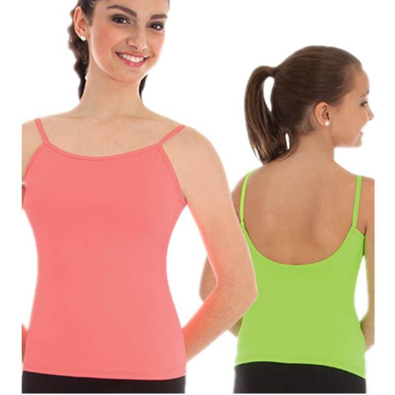 Body Wrappers Color Custom Child Camisole Pullover