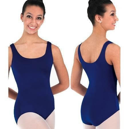 Body Wrappers Color Custom Adult ProWEAR Tank Ballet Cut Leotard
