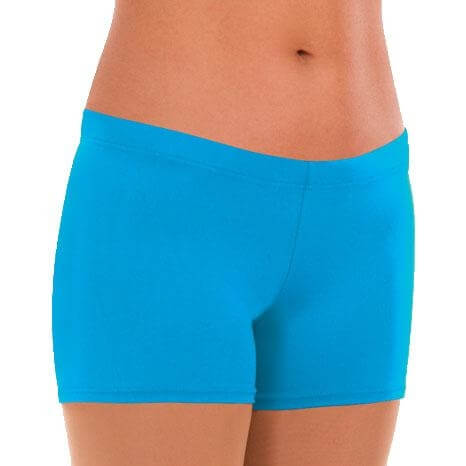 Body Wrappers Ladies BW ProWEAR Boy-cut Short