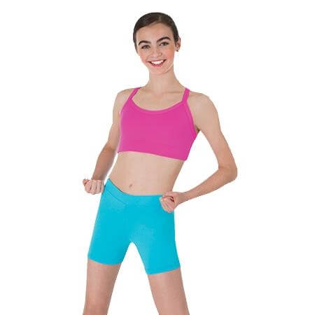 Body Wrappers Color Custom Adult ProWEAR Solid Director Short
