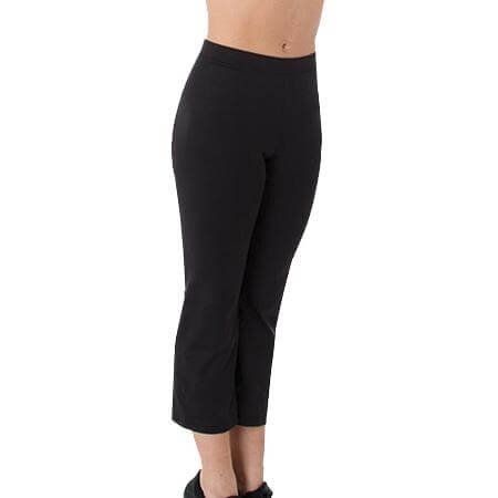 Body Wrappers Adult Relaxed Leg Crop Pant