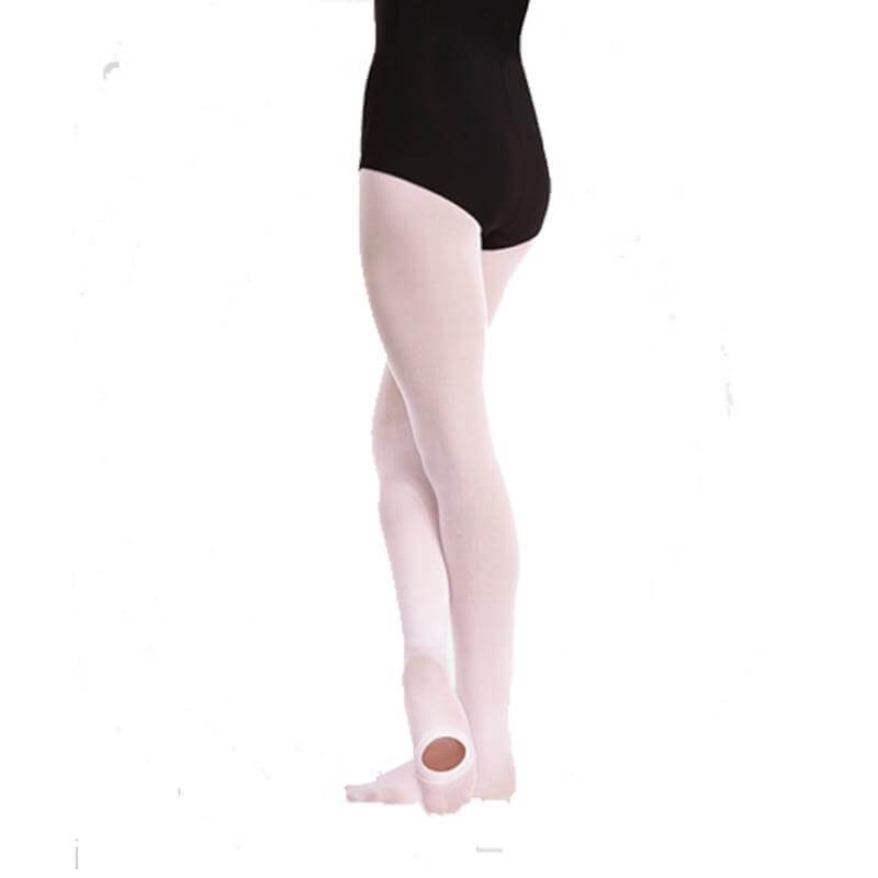 Body Wrappers Value totalSTRETCH Girls Convertible tights