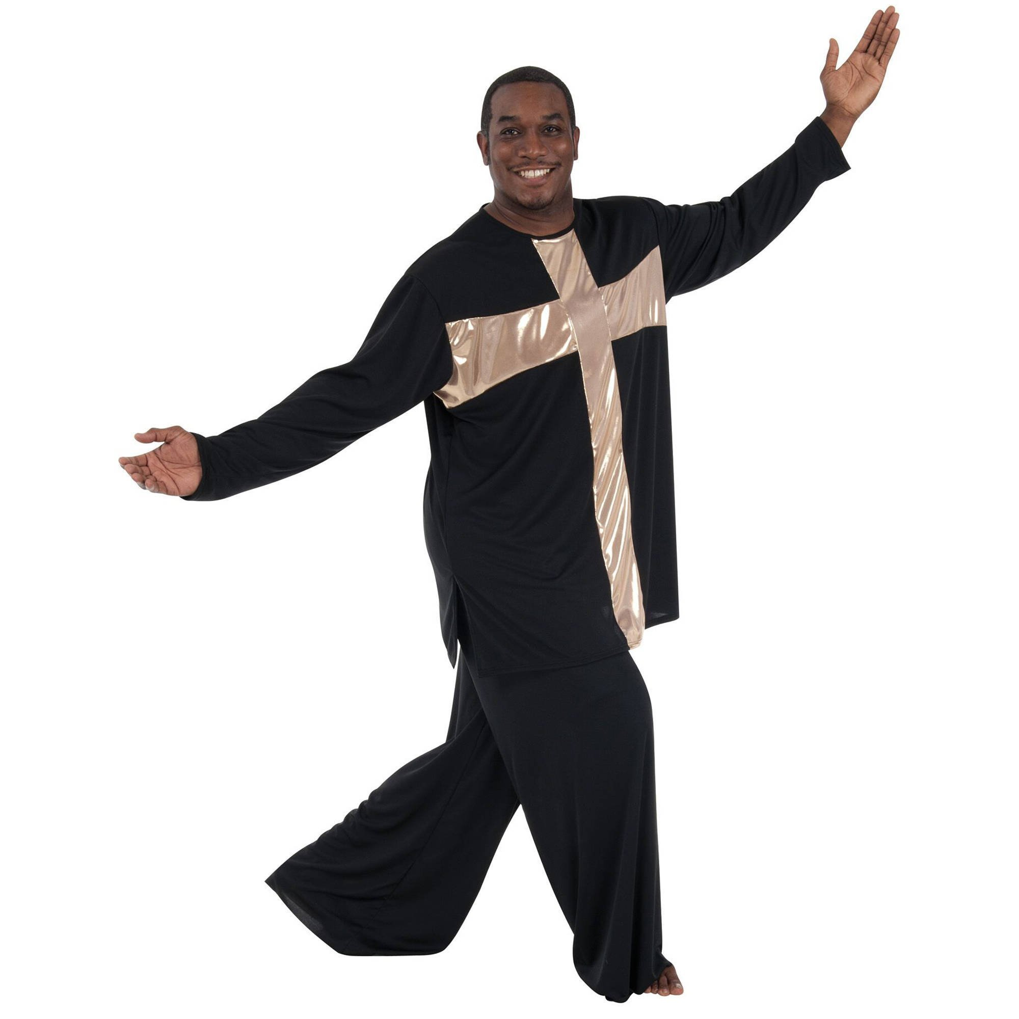 Praise Cross Male Inspired Pullover (pants not included)