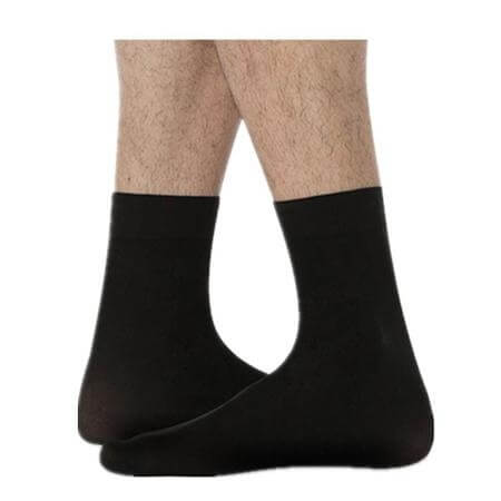 Bodywrappers totalSTRETCH Soft Supplex/Lycra Mens Dance Sock