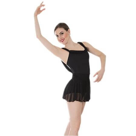 Body Wrappers / Tiler Peck Designs Drape Trim Dance Dress