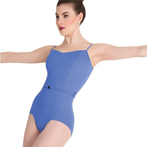 Body Wrappers P1212 Belted Camisole Leotard