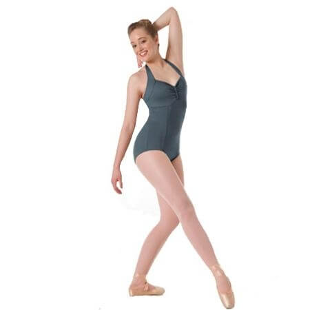 Body Wrappers / Premiere Adult Halter Camisole Leotard