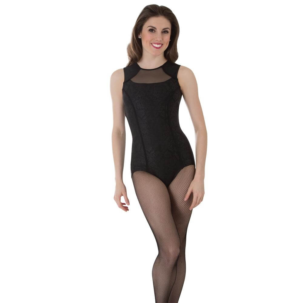 Body Wrappers Adult Princess Seamed Leotard