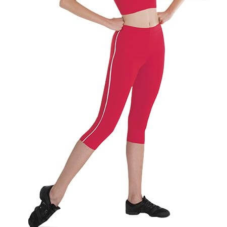 Body Wrappers Color Custom Girls ProWEAR Crop Pant