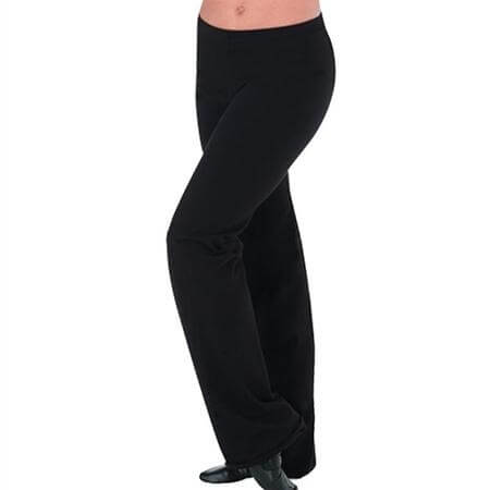 Body Wrappers Color Custom Adult ProWEAR Jazz Pant Sized For Tall