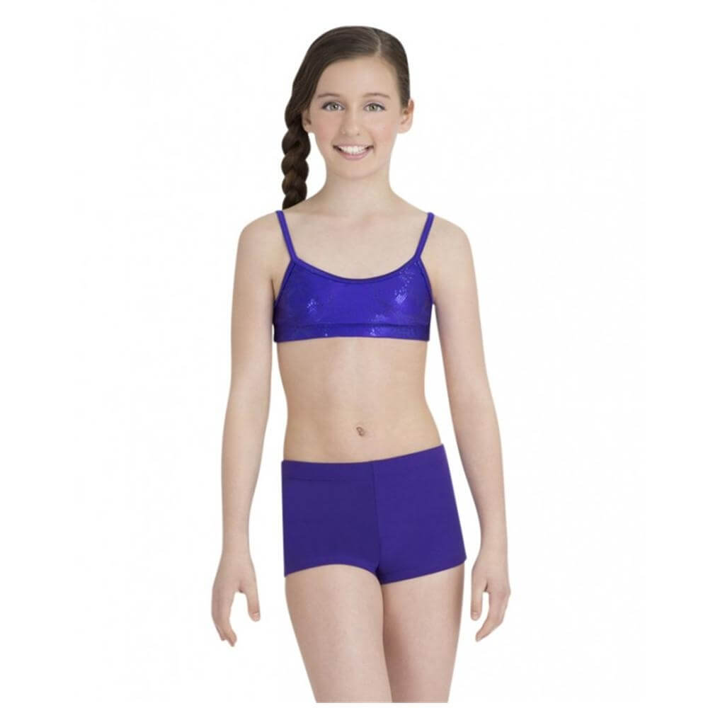 Capezio Child Adjustable Bra Top
