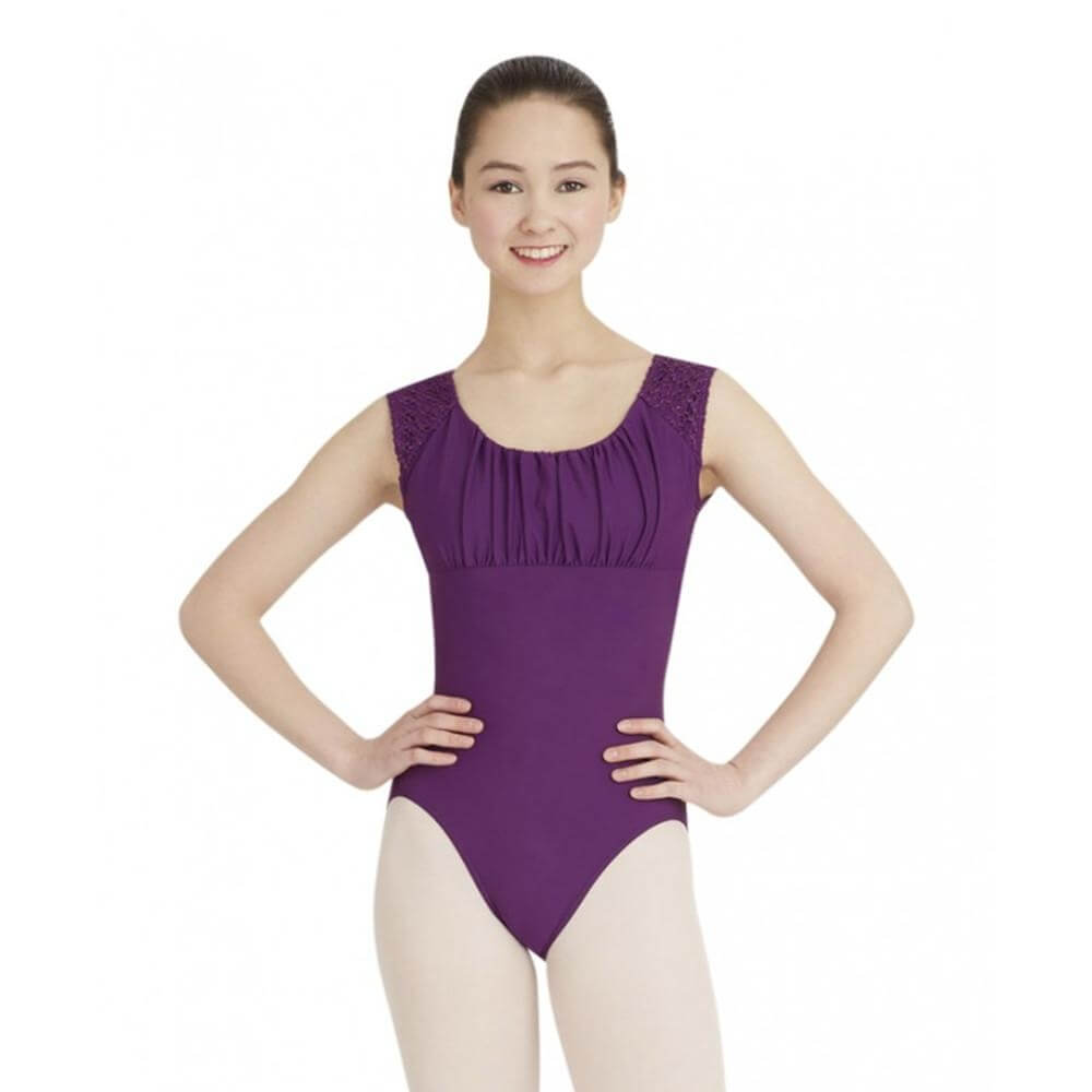 Capezio Adult Cap-Sleeve Leotard