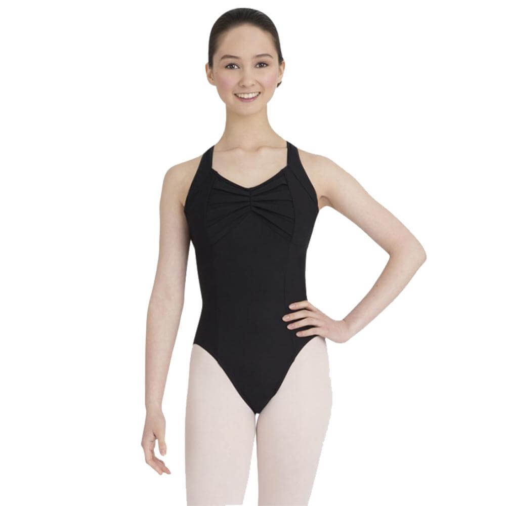 Capezio Adult Wide X-Strap Leotard