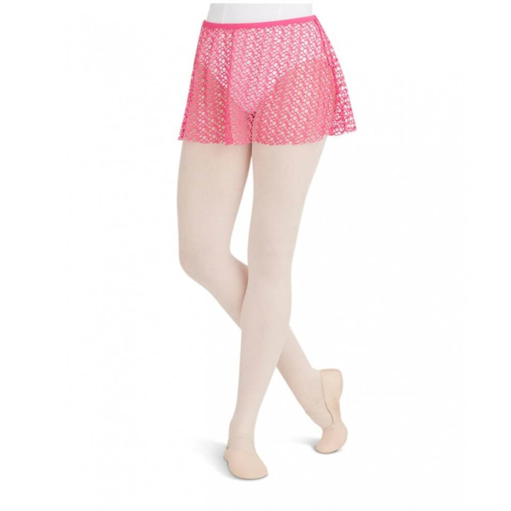 Capezio Adult Pull-On Jacquard Skirt