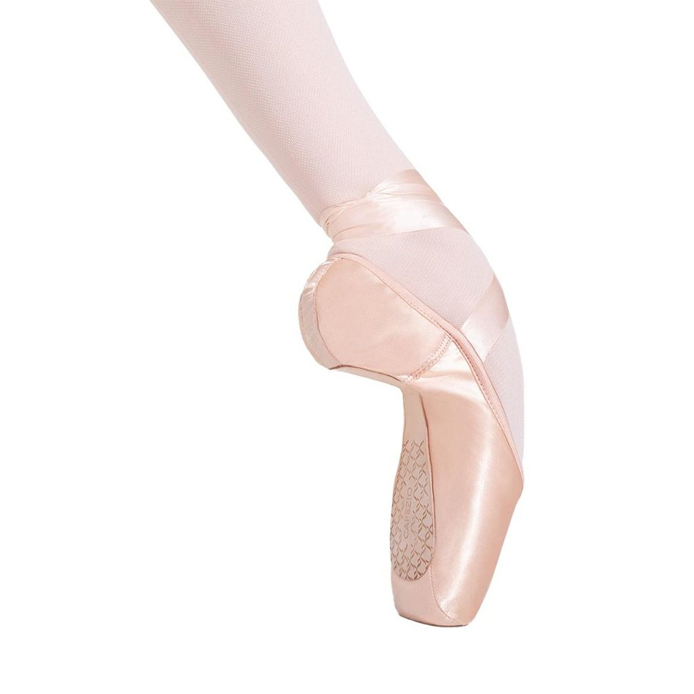 Capezio Cambre Pointe Shoe with #3 Shank and Broad Toe