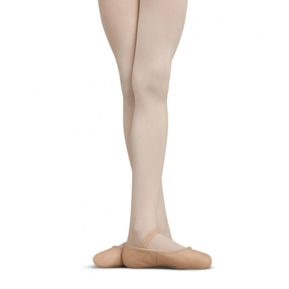 Capezio Child Teknik Full Sole Ballet Slipper