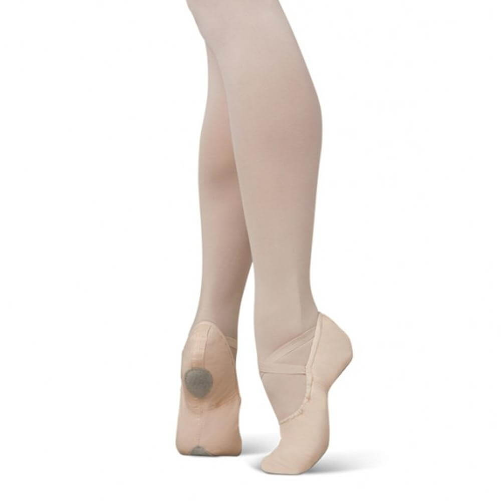 Capezio Child Canvas Cobra Ballet Slipper