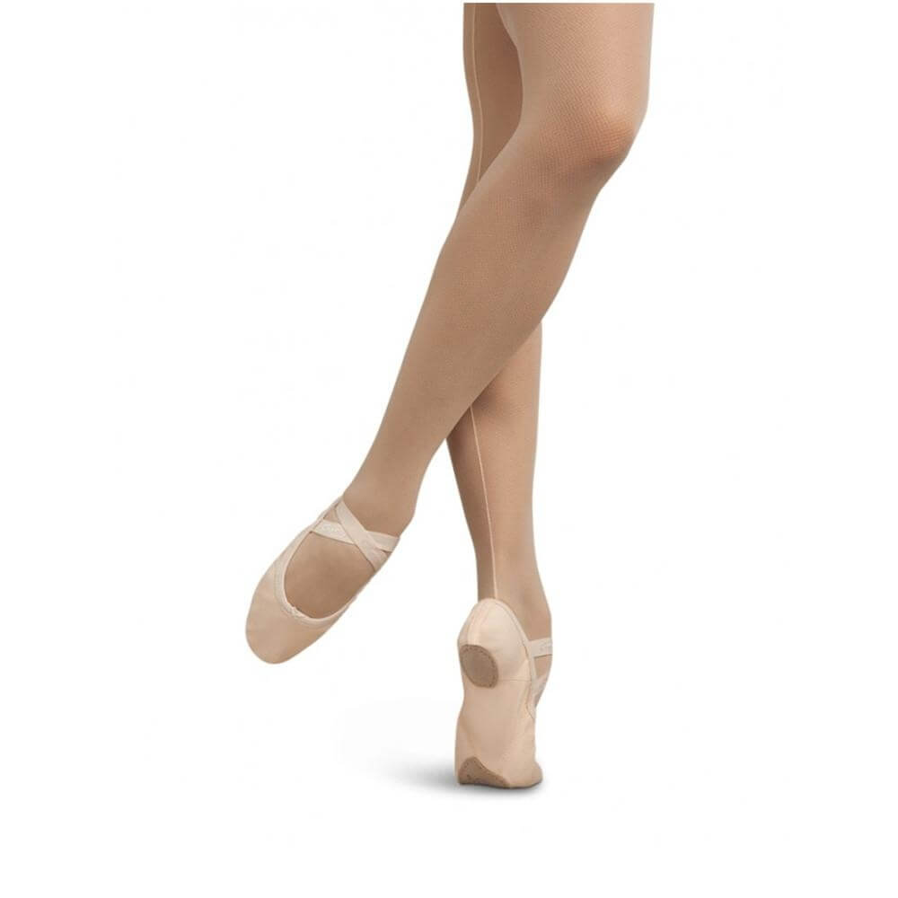 Capezio Adult Canvas Sculpture II Ballet Slipper