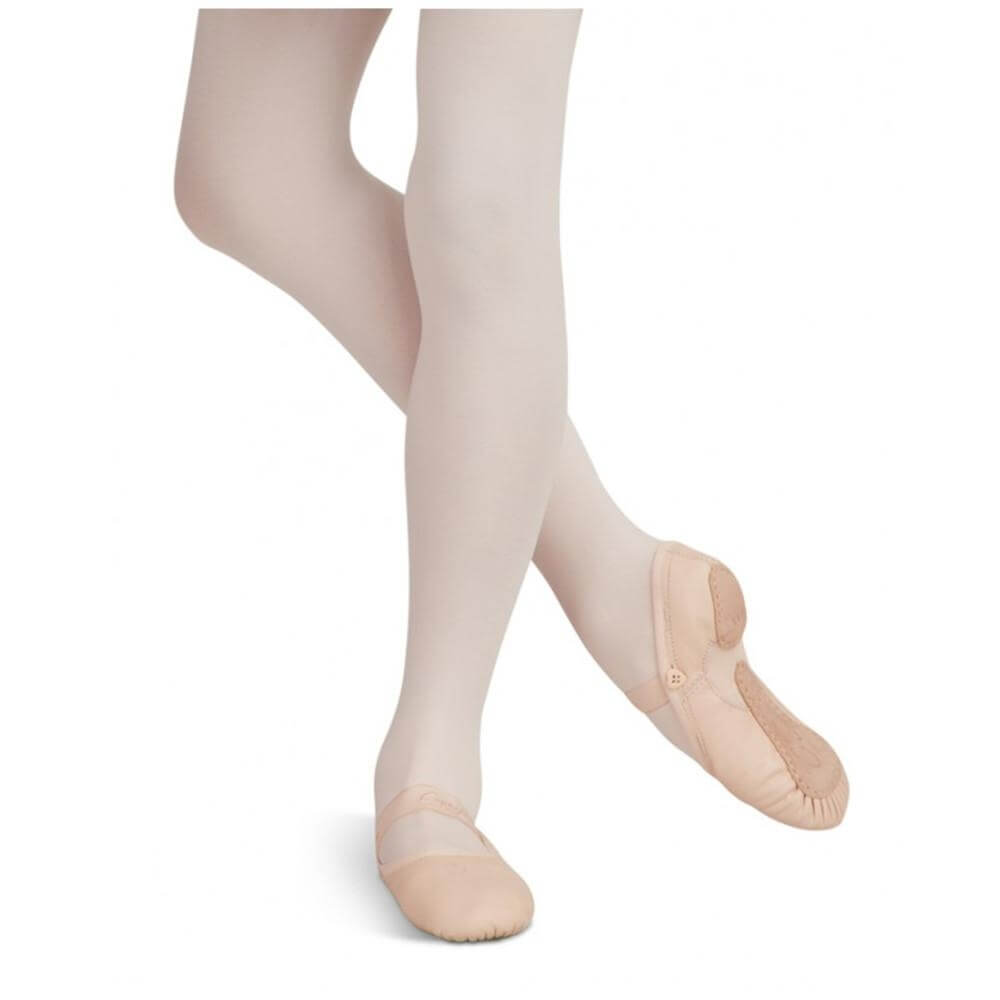 Capezio Child Love Ballet Leather Ballet Slipper