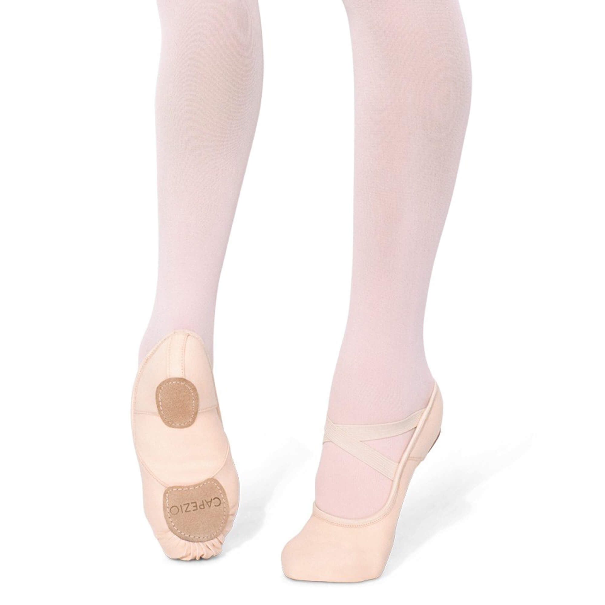 Capezio Girls' Hanami Ballet Shoe