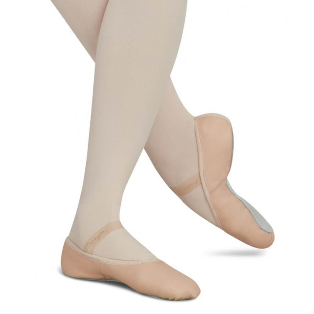 Capezio Adult Daisy Full Sole Ballet Slipper