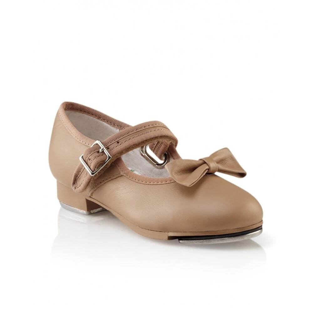Capezio Child Mary Jane Buckle Strap Tap Shoe