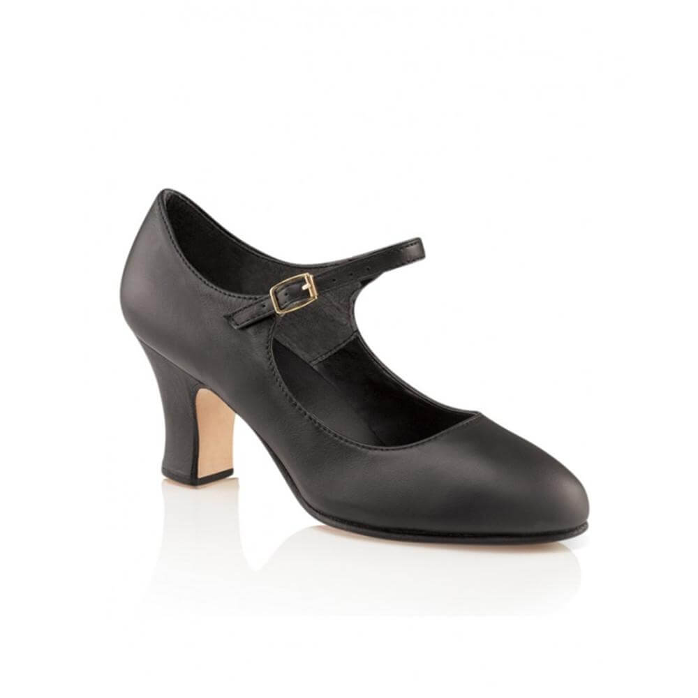"Capezio 653 Adult 2.5"" Heel Manhattan Character Shoe"