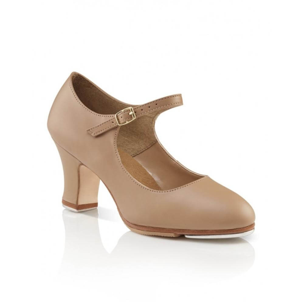 "Capezio Adult 2.5"" Heel Manhattan Xtreme Tap Shoe"