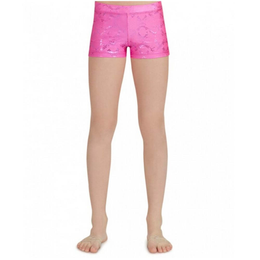 Capezio Child Boy Cut Shorts