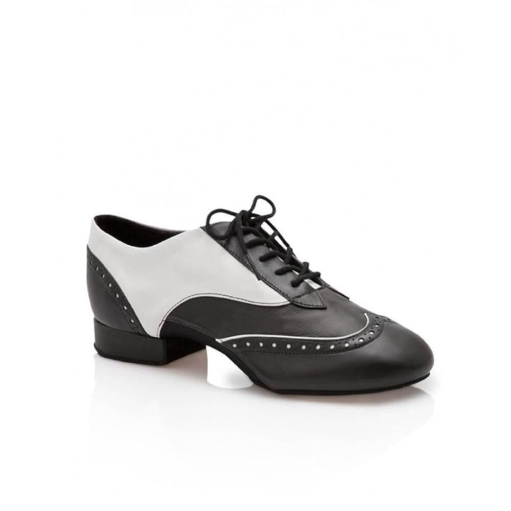 "Capezio Men Travis Spectator 1"" Heel Ballroom Shoe"
