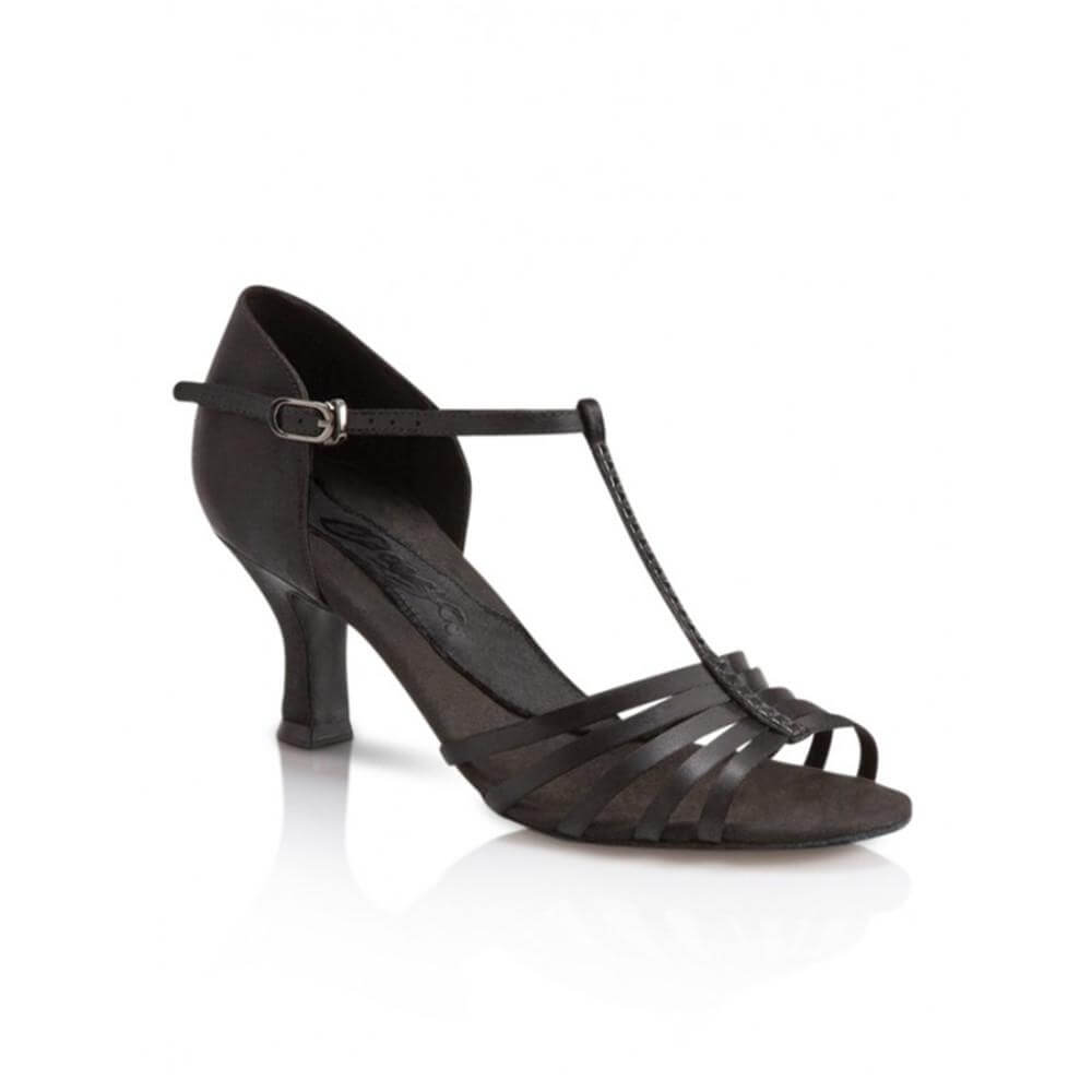 "Capezio Adult Crystal Danielle 2"" Heel Ballroom Shoe"