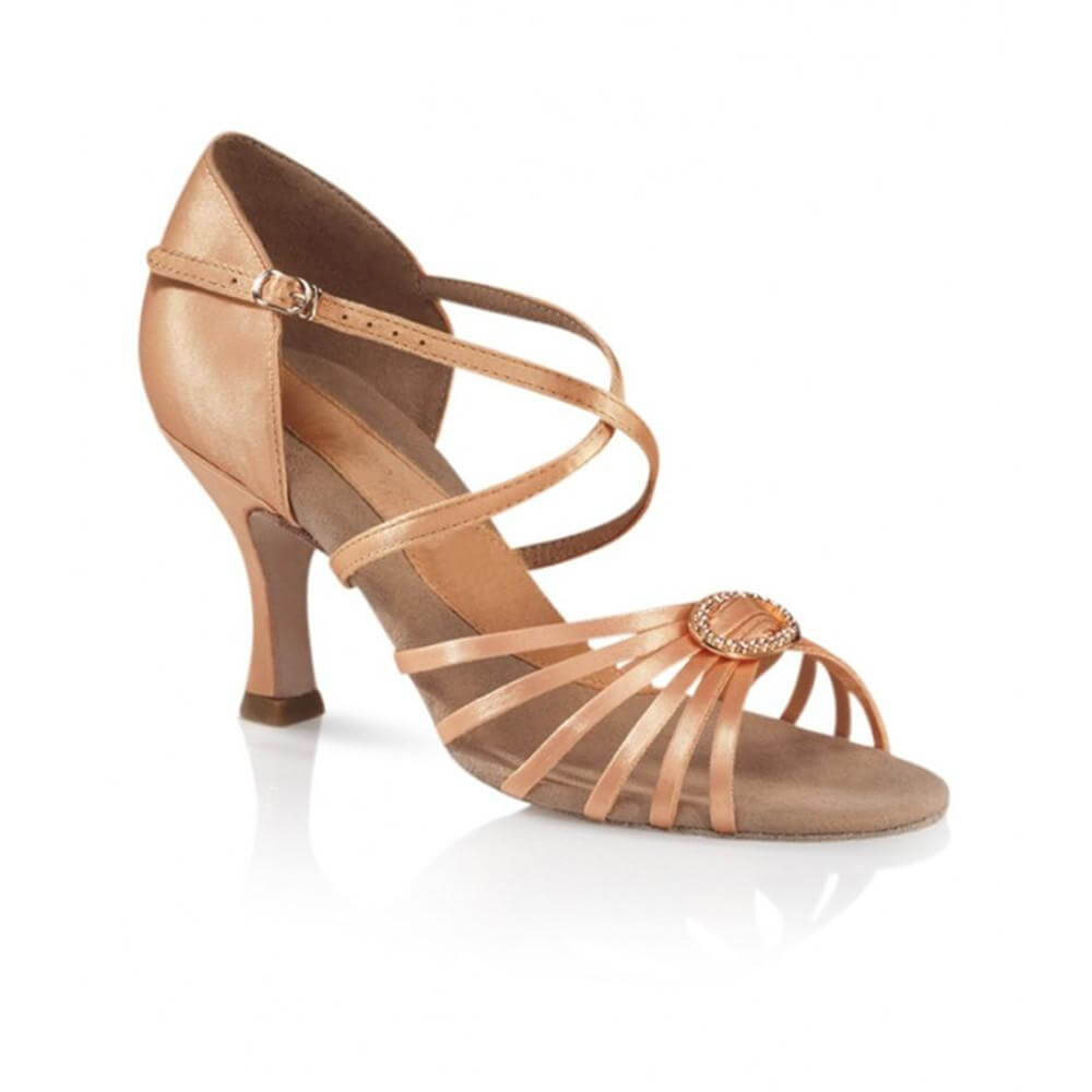 "Capezio Adult Stella 2.5"" Heel Ballroom Shoe"