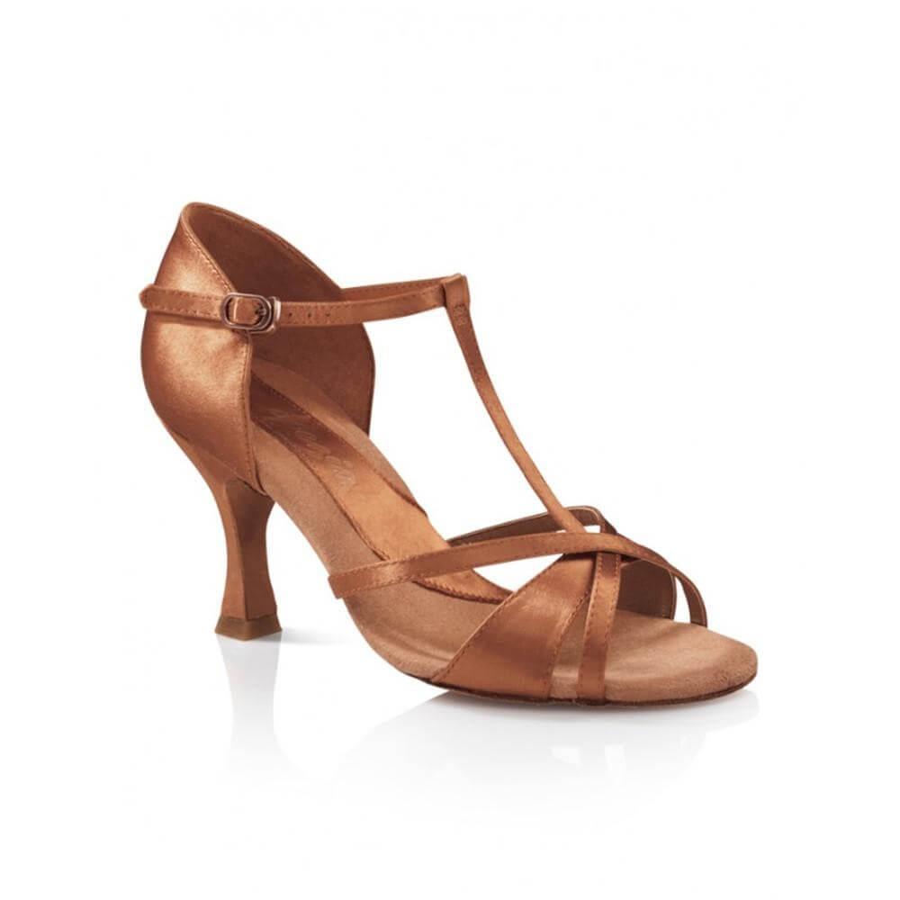 "Capezio Adult Isabella 2.5"" Heel Ballroom Shoe"
