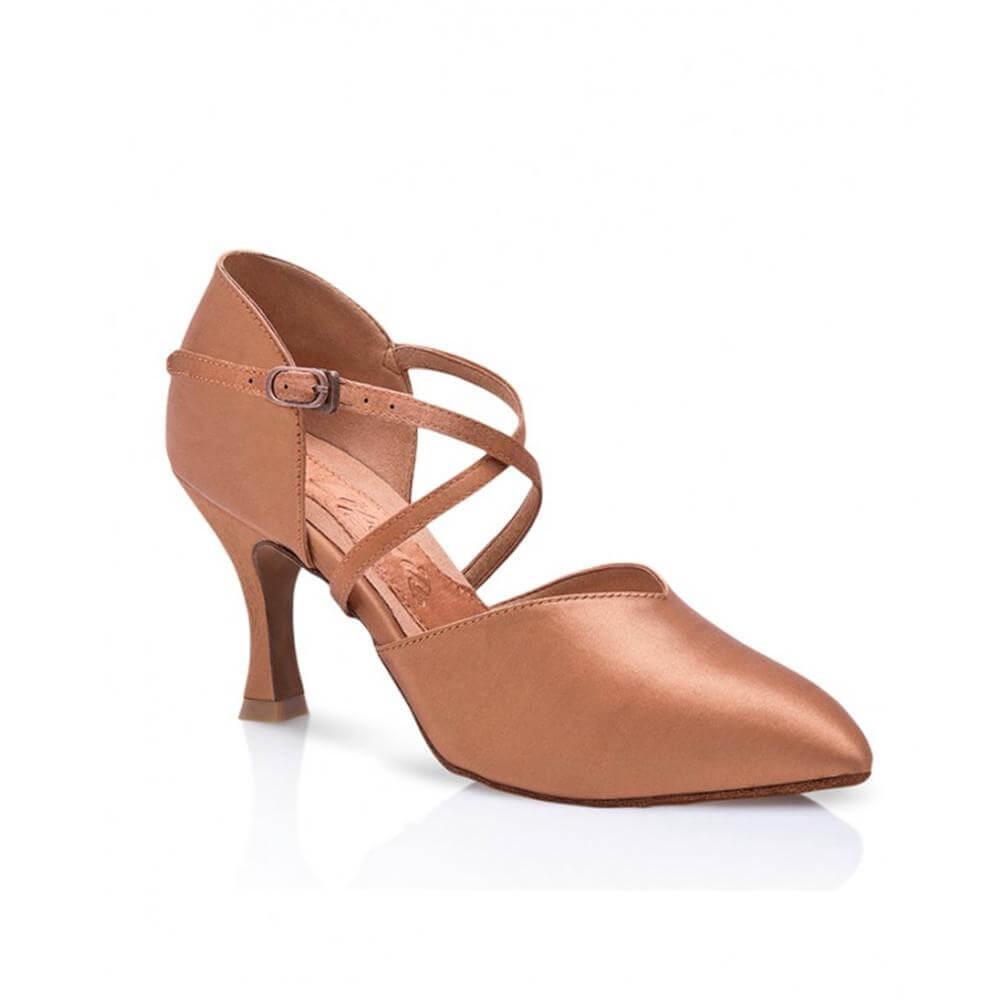 """Capezio Adult Jaimee 2.5"""" Heel Ballroom Shoe"""