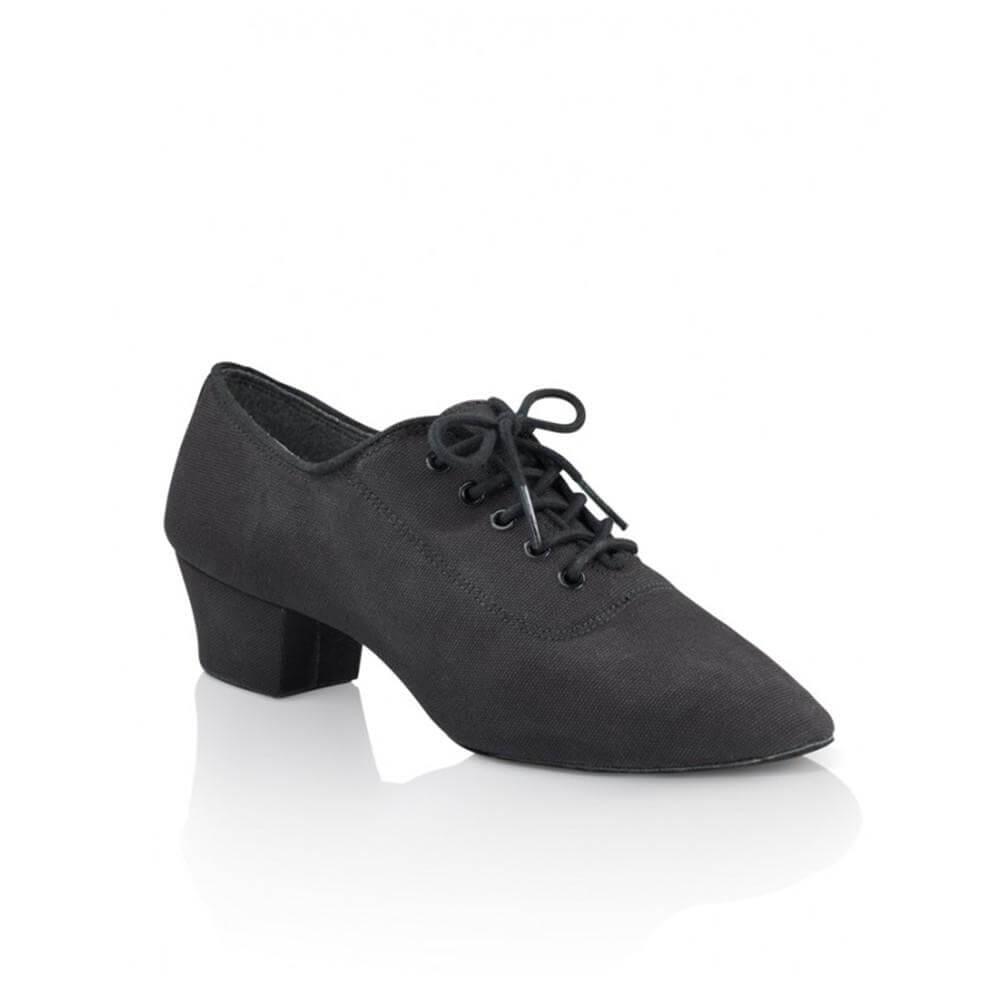 """Capezio Adult Practice 1.25"""" Cuban Heel Ballroom Shoe"""