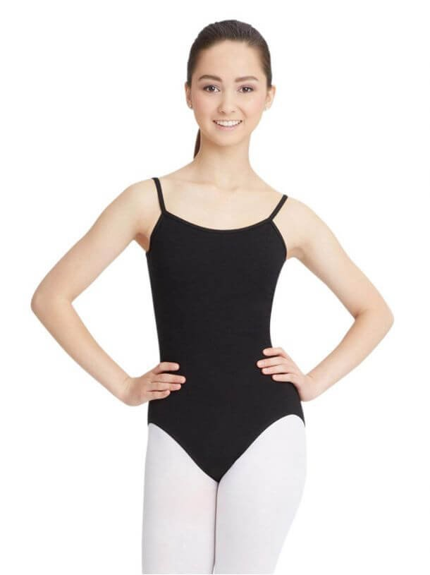 Capezio Camisole Leotard With Adjustable Strap