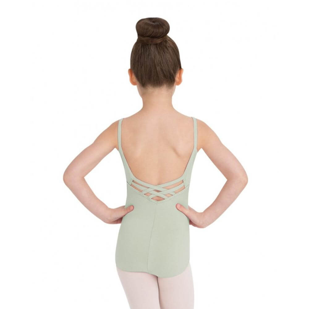 Capezio Child V-Neck Camisole Leotard