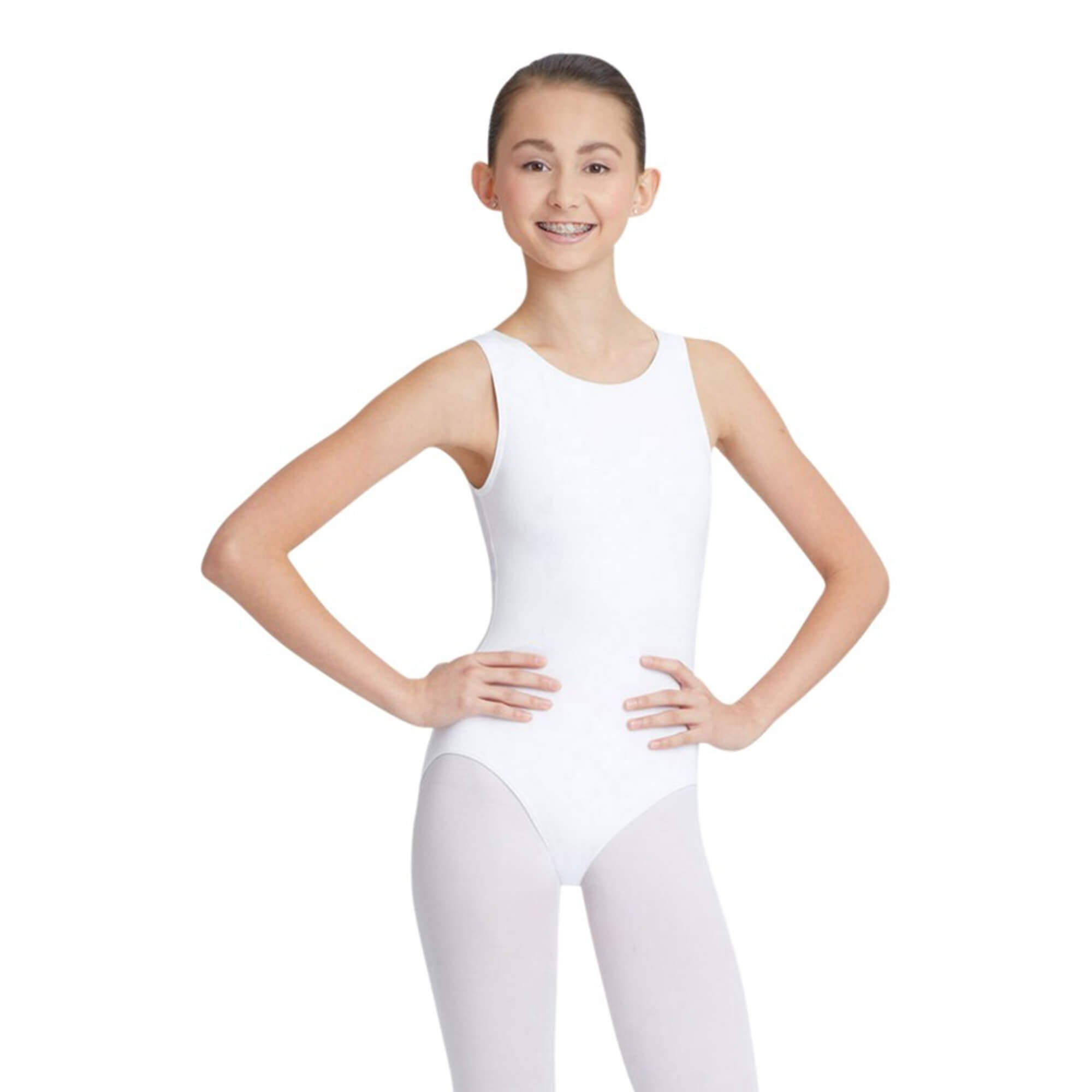 Capezio Women's High-Neck Tank Leotard
