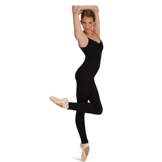Capezio Adult Adjustable Strap Camisole Unitard