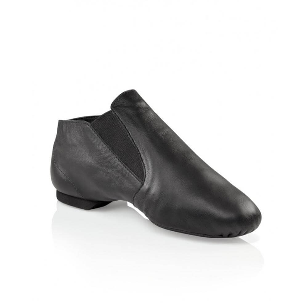 Capezio Adult Split Sole Slip-On Jazz Ankle Boot